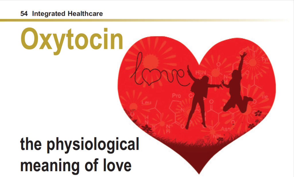 Oxytocin article for Choice Health Magazine Summer 2014