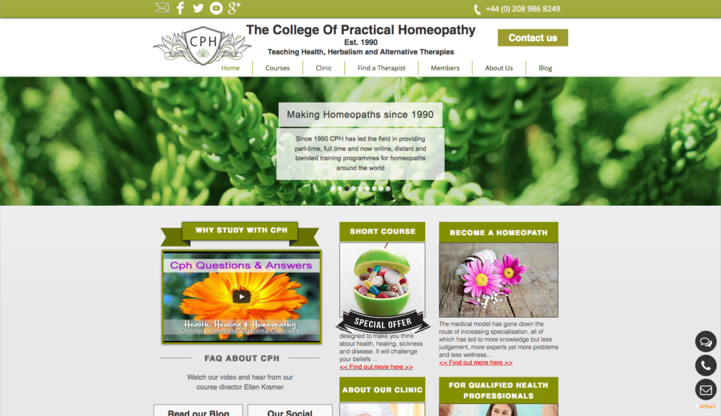 College of Practical Homeopathy
